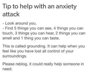 mental tips