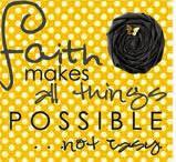 faith not easy