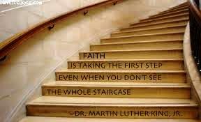faith stairs
