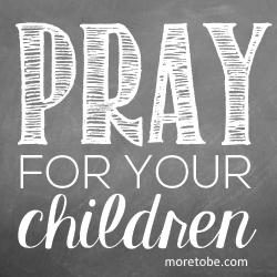 pray for children 1