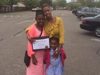 esha and kids