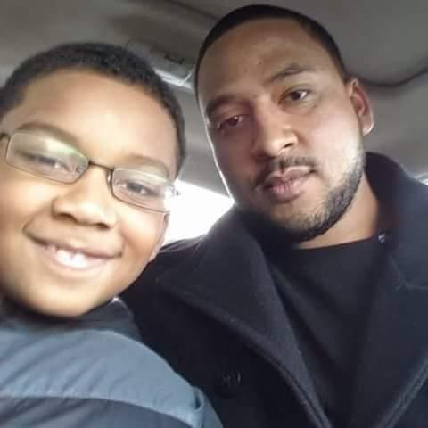 chris and son 1