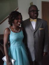 dad and morgan