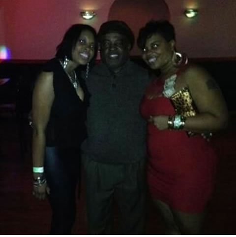 dad and us