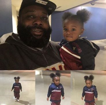 dd- lamar and daughter