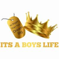 it's a boy's life- podcast